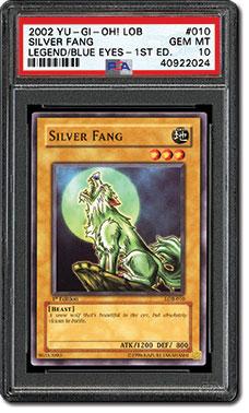 最初の遊戯王トレーディングカードセット
