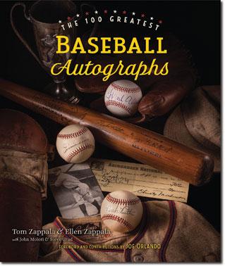 The 100 Greatest Baseball Autographs