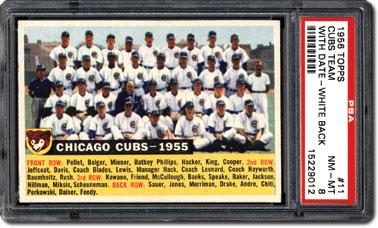 1956 Cubs