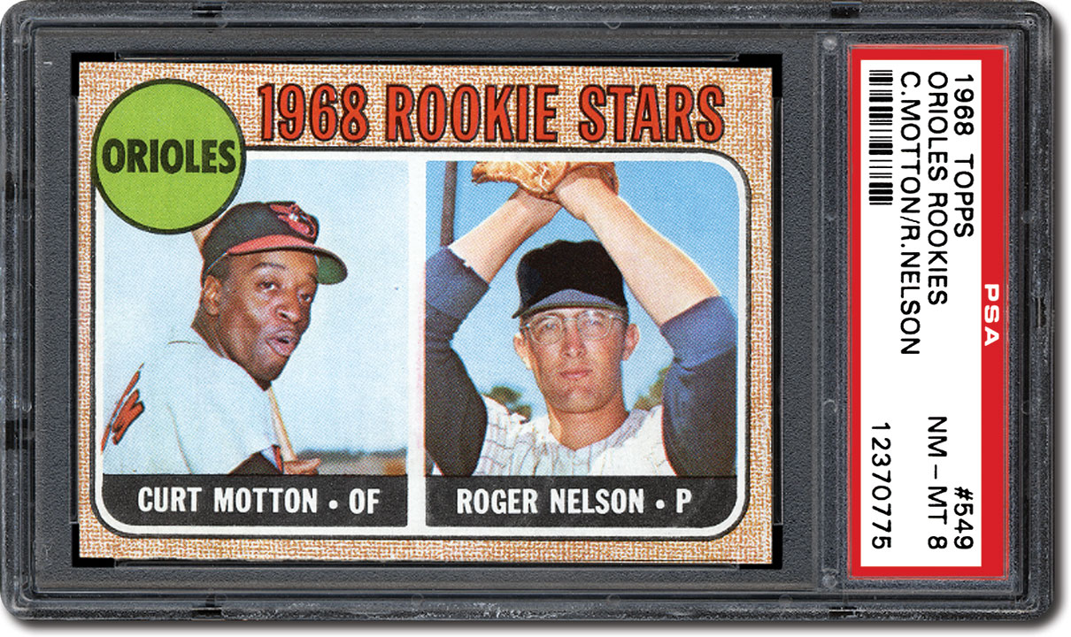 6914fe36387 The 50th Anniversary of the 1968 Topps Baseball Card Set  A Year to ...