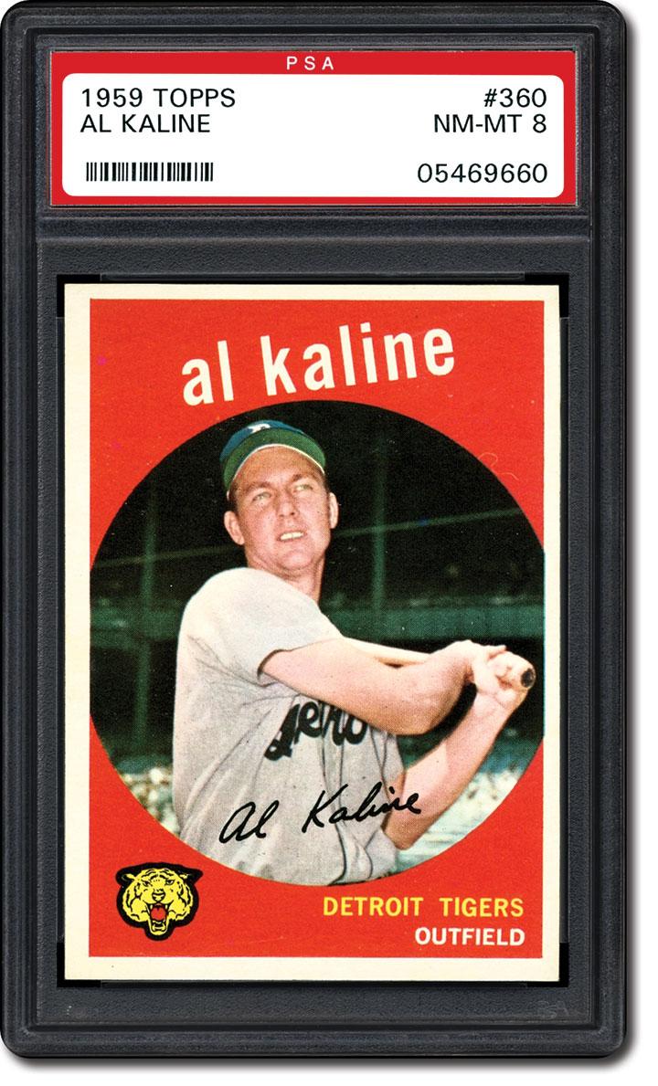 Psa Set Registry Flip Ya For It Topps 1959 Baseball Card