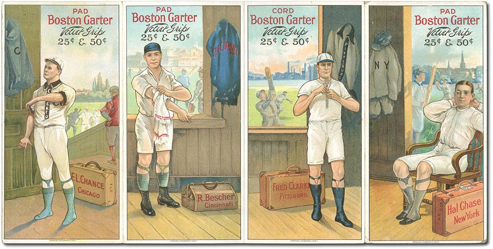 1912 Boston Garter