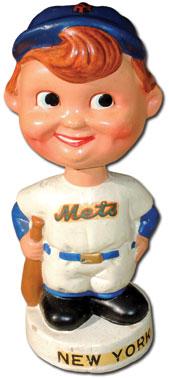 Mets Bobblehead