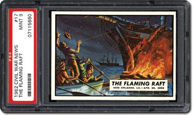 Flaming Raft