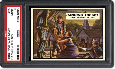 Hanging the Spy
