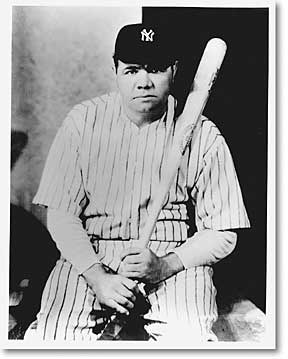 the life and sports legendary of george herman ruth jr How popular was babe ruth in his day  you should check out the one life: babe ruth exhibit at the national portrait gallery in washington, dc  george herman ruth jr was born in 1895 in .