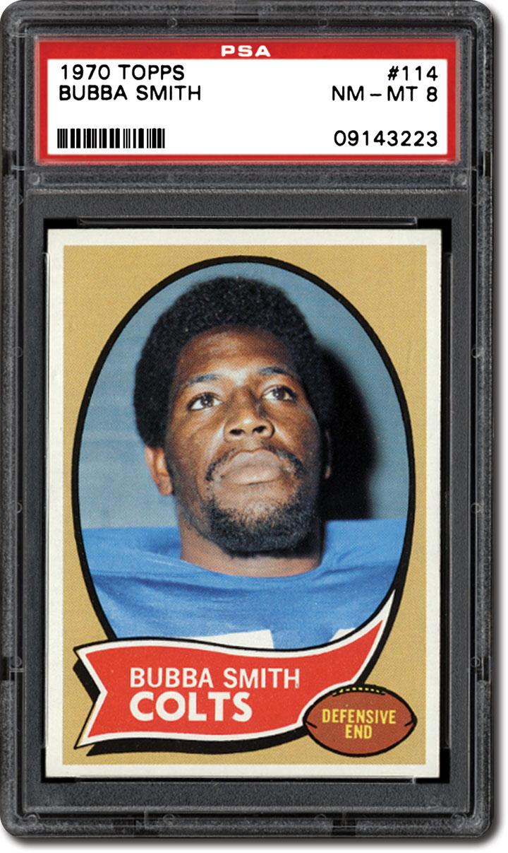 Psa Set Registry The 1970 Topps Football Card Set Look