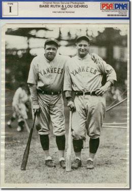 Ruth & Gehrig