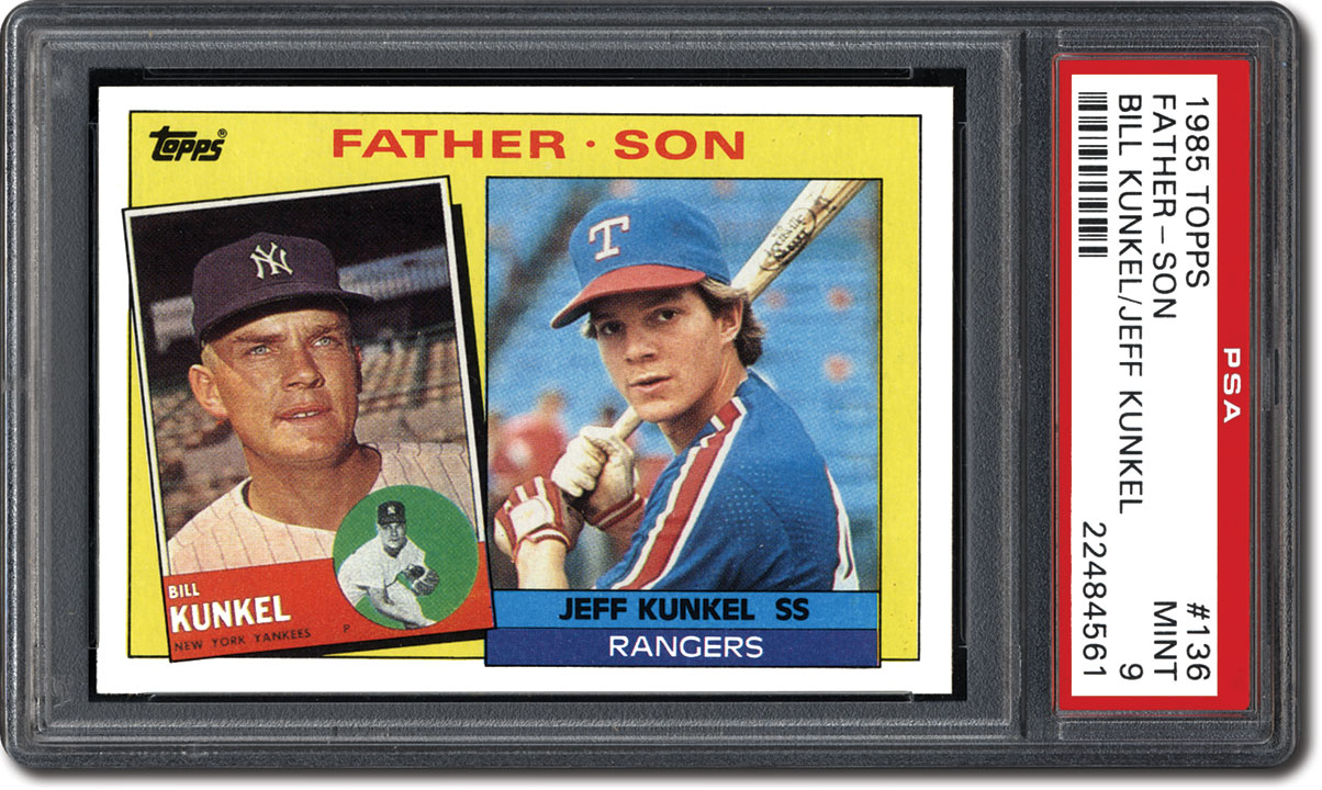 Collecting The 1985 Topps Baseball Card Set Can It Overcome The