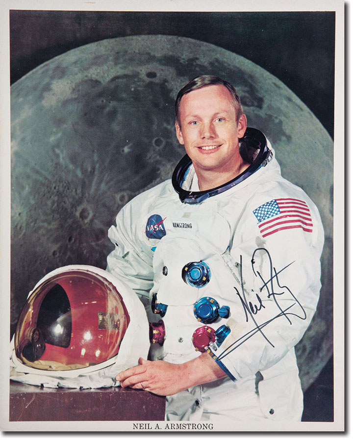 Collecting Space Exploration Autographs: A Hobby That's ...
