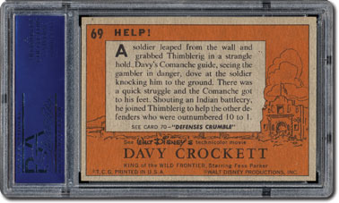 Davy crockett homework help