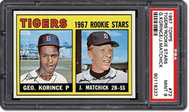 Tigers Rookie Stars