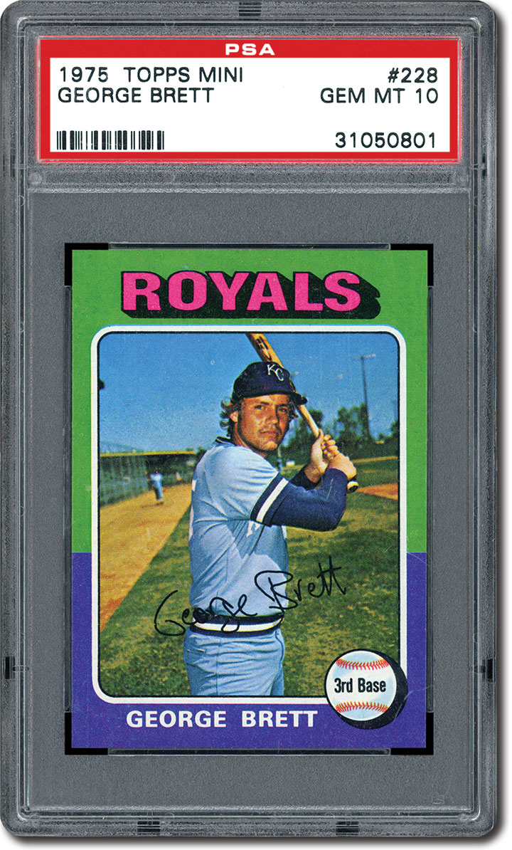 Collector Profile T Allan Bergquist The Master Of The 1975 Topps