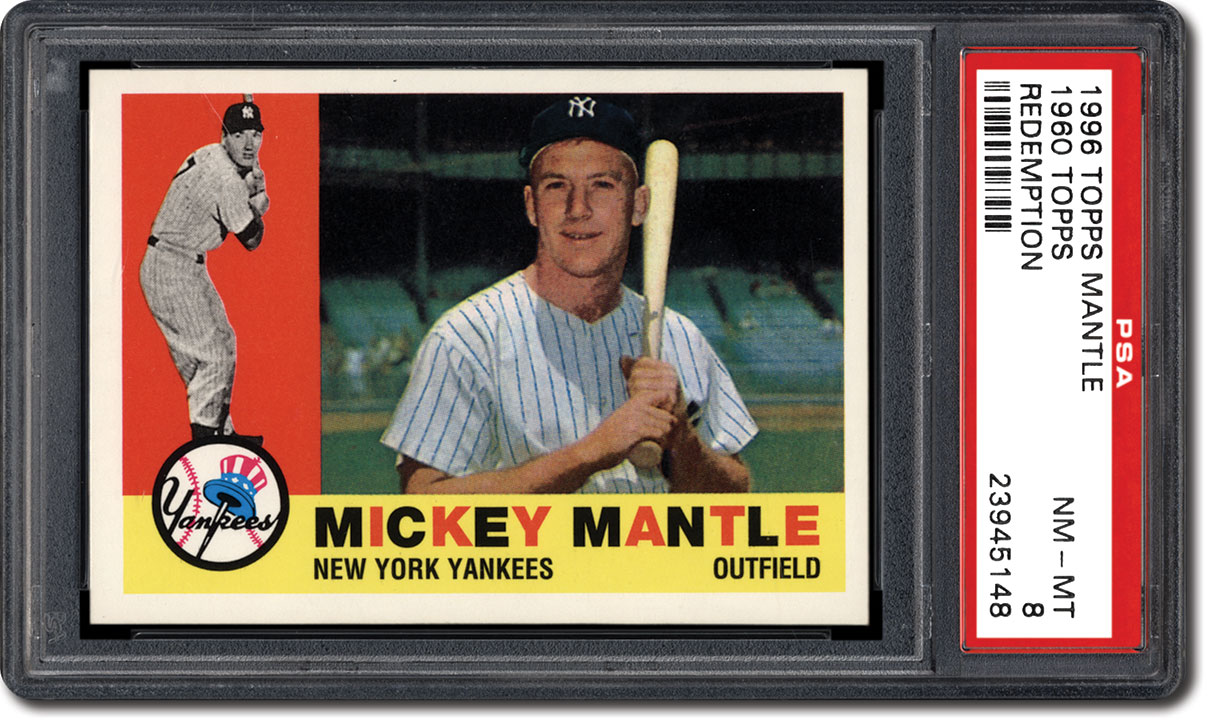 Mickey Mantle In Death Still Larger Than Life