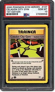 Celadon City Gym