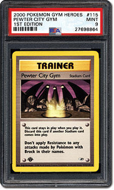 Pewter City Gym