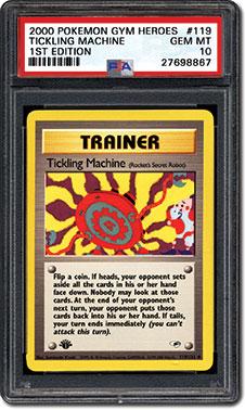 Tickling Machine