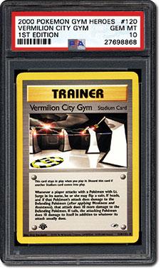 Vermilion City Gym