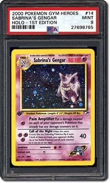 Sabrina's Gengar