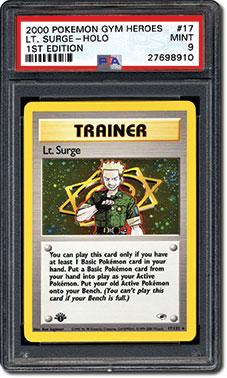 Lt. Surge Holo