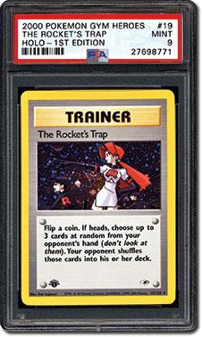 Rocket's Trap