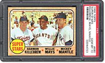 Killebrew, Mays, Mantle