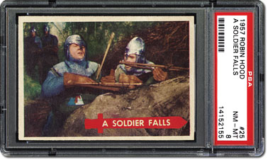 A Soldier Falls