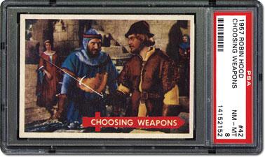 Choosing Weapons