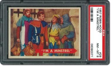 I'm a Minstrel