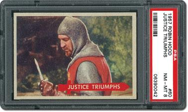 Justice Triumphs