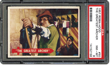 The Greatest Archer
