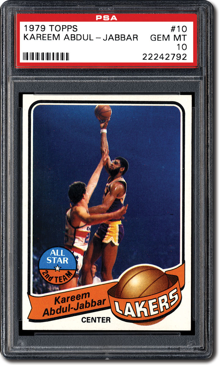 1bb850298d2 Collecting Kareem Abdul-Jabbar Autographs and Cards, A Basketball ...