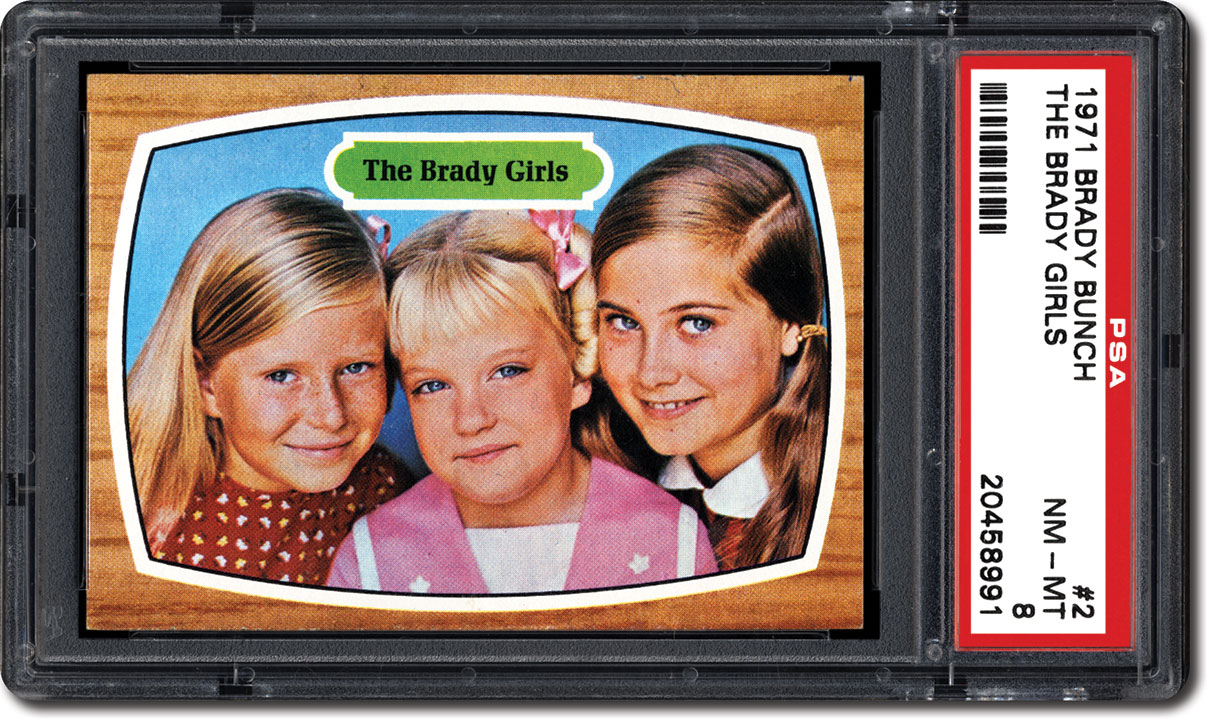 PSA Set Registry: Collecting 1971 Topps Brady Bunch Cards - The ...