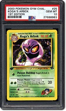 Koga's Arbok