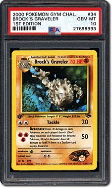 Brock's Graveler