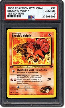 Brock's Vulpix