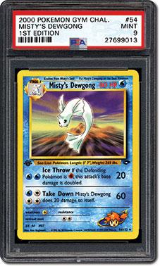 Misty's Dewgong
