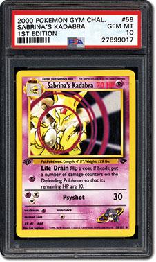 Sabrina's Kadabra