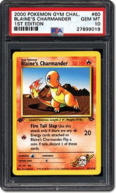 Blaine's Charmander