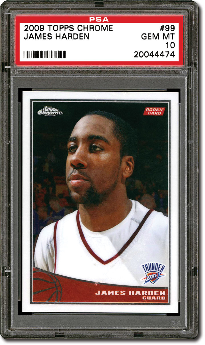 Psa Set Registry Collecting Above The Rim Top Rookie