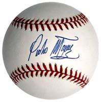 Pedro Marinez Autographed Baseball